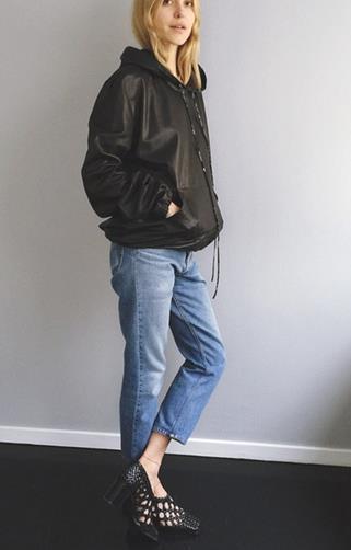 牛仔裤怎么穿才潮